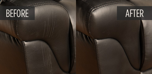 Delicieux Scratches U2013 Leather Couch